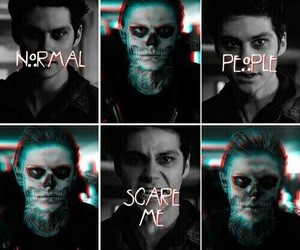 american horror story, teen wolf, and ahs image