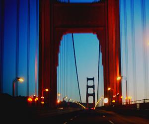 adventure, california, and night image