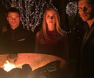 The Originals, claire holt, and daniel gillies image