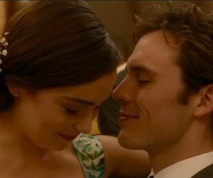 me before you, movie, and couple image