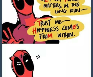 advise, deadpool, and funny image