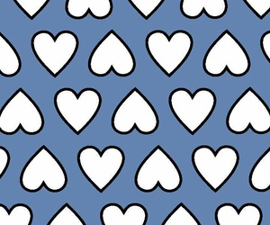 heart, pattern, and wallpapers image