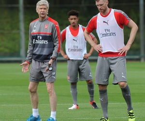 Arsenal, afc, and per mertesacker image