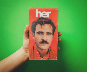 film, her, and joaquin phoenix image