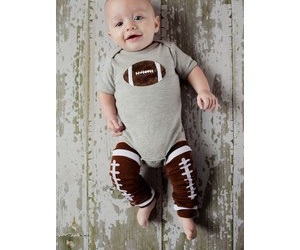 baby boy, football, and cute baby boy outfits image