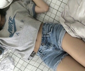 nike, grunge, and outfit image