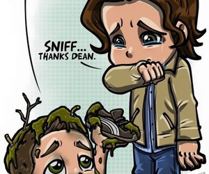 dean and Sam image