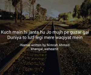 hindi, urdu poetry, and namal image