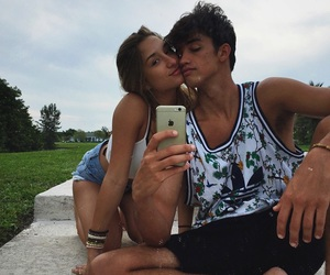 couple, goals, and savannah montano image