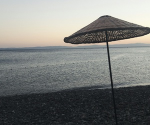 2016, autumn, and beach image