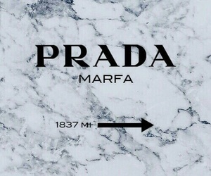 Prada, marble, and wallpaper image