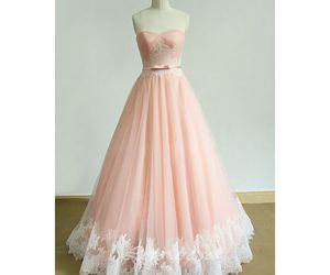 bridesmaids, lace, and dress image