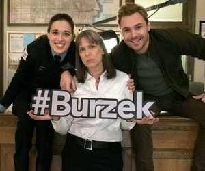 chicago pd and burzek image