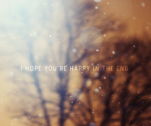 text, happy, and hope image