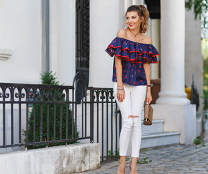 fashion, what to wear, and summer outfit image