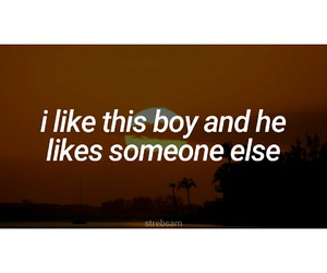 boy, quotes, and sad image