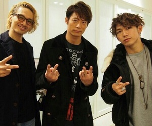 exile, kenchi, and 片岡直人 image