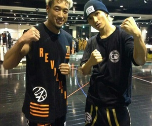 exile, kenchi, and generations image