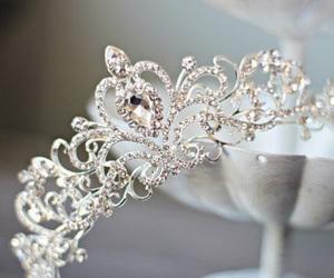 princess, crown, and diamond image