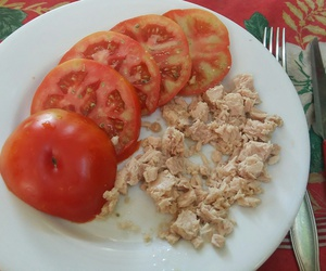 diary, tomatoes, and diet image