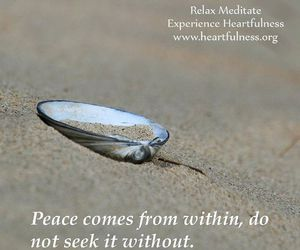 heartfulness and peaceday image