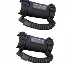 accessories and utv hand holds black image