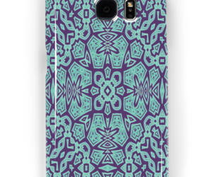 bohemian, tribal, and phone case image