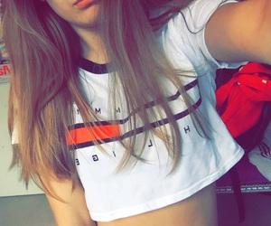 girl, brand, and lips image