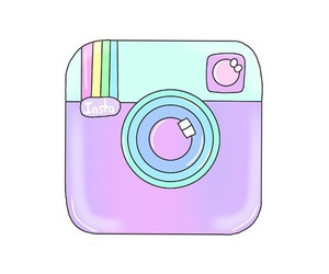 instagram, pastel, and overlay image