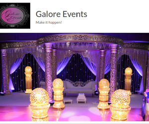 luxury wedding car hire, event planners london, and asian wedding planner image