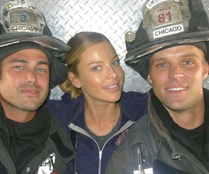 chicago fire, kelly severide, and casey image