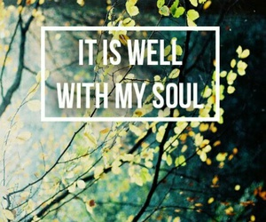 well and my soul image