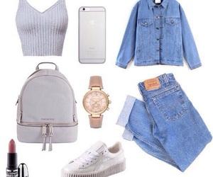 casual, dress, and stuff image