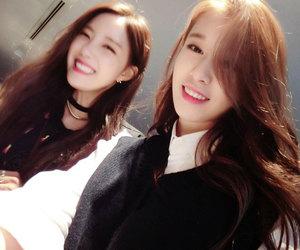 jiyeon, t-ara, and hyomin image