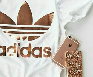 adidas and gold image