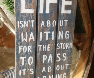 learning, life, and waiting image