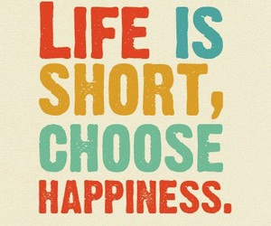 happiness, life, and short image