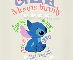 ohana, cute, and family image