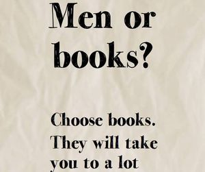 book and men image