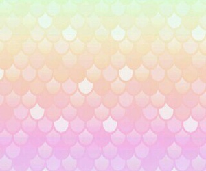 background, mermaid, and pastel image