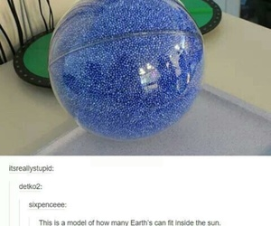 earth, tumblr, and funny image