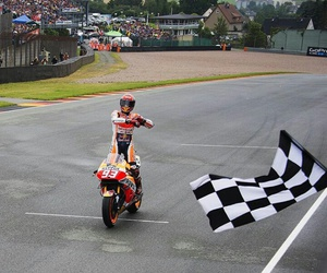 winner, 93, and marc marquez image