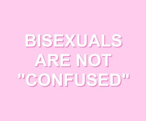 bisexual, bisexuality, and lgbt image