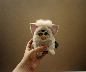 furby and 90s image