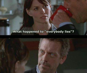 cameron, dr house, and house image