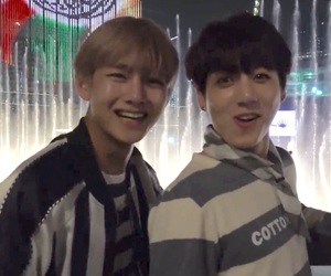 tae, bts, and jhope image