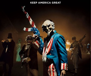 the purge, election year, and movie image