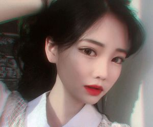 korean, pale, and www_dani_com instagram image