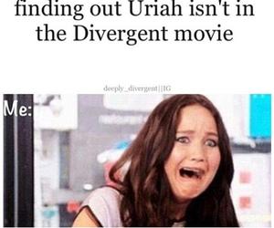 divergent, uriah, and Jennifer Lawrence image