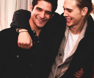 austin butler and tyler posey image
